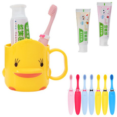 babytoothbrush, mouthwashcup, kidstoothpaste, Cup