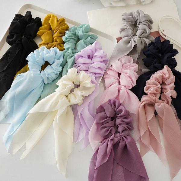 Summer, headwearforwomen, longhairband, Elastic