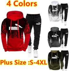 Moda, joggingsweat, pants, sweatsuitsformen