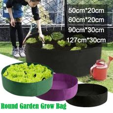vegetablebox, gardeningbag, Plants, Flowers