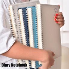 sketchbook, School, Office, schedule