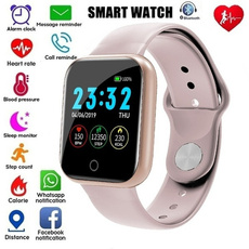 pedometerwatch, Corazón, Touch Screen, Moda
