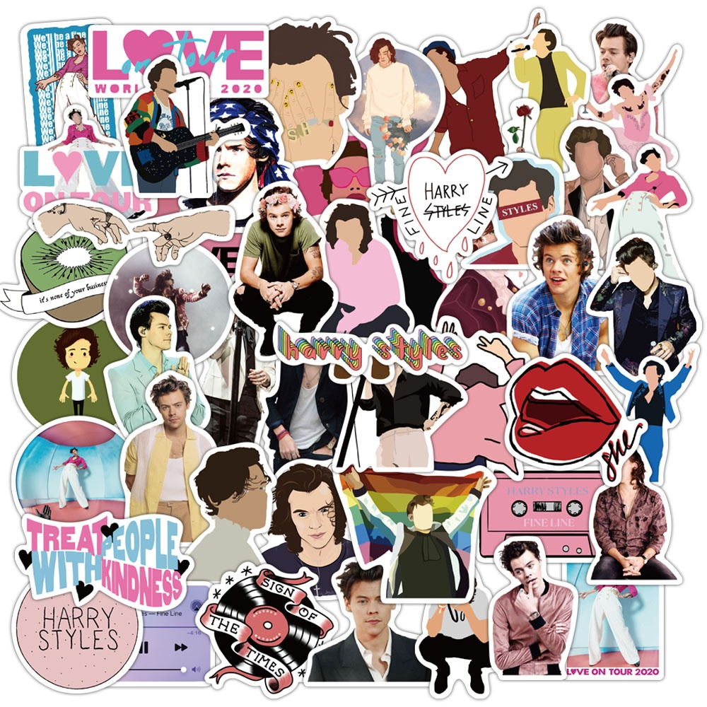 harrystylesticker, Bicycle, Sports & Outdoors, Waterproof