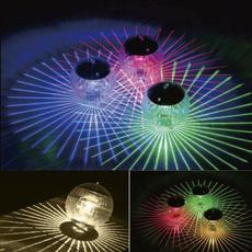 rotatinglamp, flashinglight, solargardenlight, Garden
