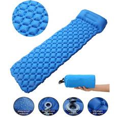 sleepingbag, outdoorbed, inflatablesleepingpad, camping
