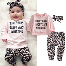Baby Girl, newborngirloutfit, pants, Long Sleeve