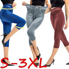 Leggings, Fashion, elastictrouser, Elastic