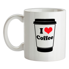 Coffee, Love, Gifts, Cup
