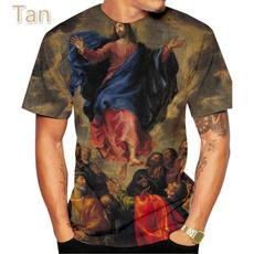 Summer, Christian, Tops & T-Shirts, roundnecktshirt