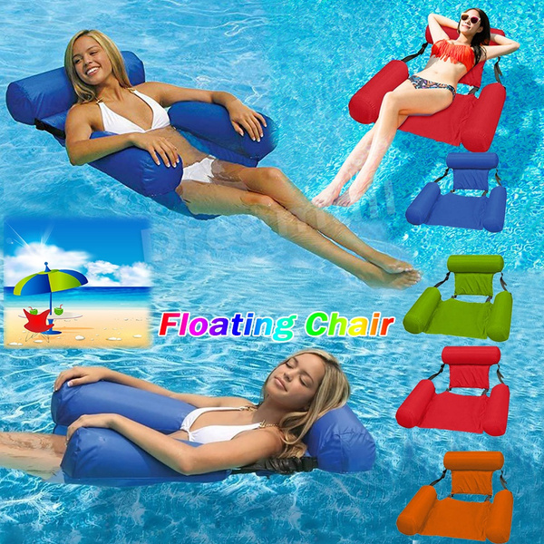 Summer, Toy, floatingsofaforpool, foldableloungerchair