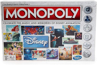 Gaming, Game, Animation, monopoly