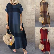 dressesforwomen, Sleeve, casauldres, long dress