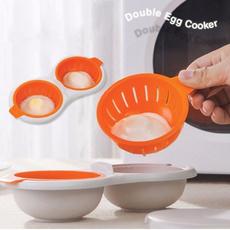 Kitchen & Dining, steamed, microwaveoveneggscup, eggcooker