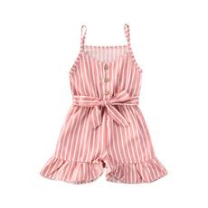 Summer, babyromperjumpsuit, trousers, babygirloutfit