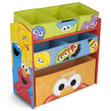 bin, Toy, Sesame Street, Almacenaje