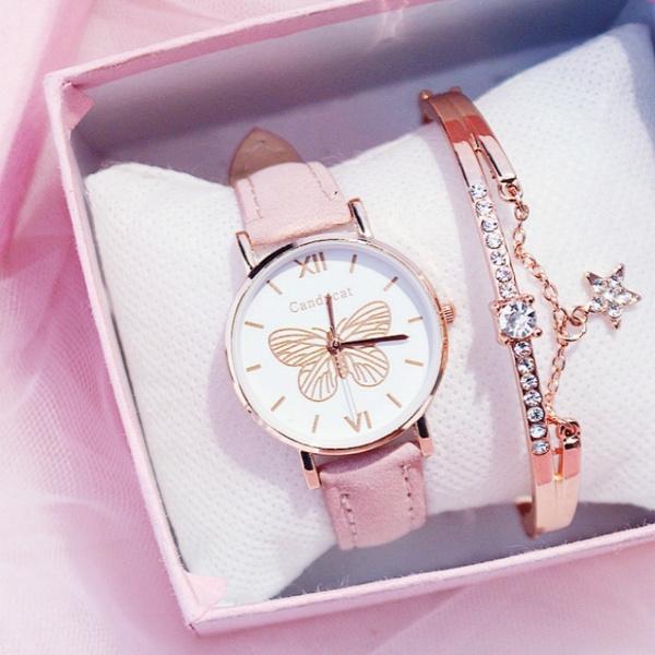 butterfly, Bracelet, quartz, Jewelry