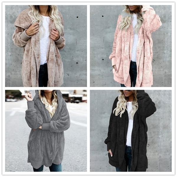 Plus Size, hooded, Winter, coatsampjacket