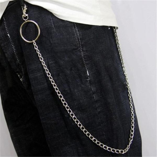 trousers, Chain, pants, Metal