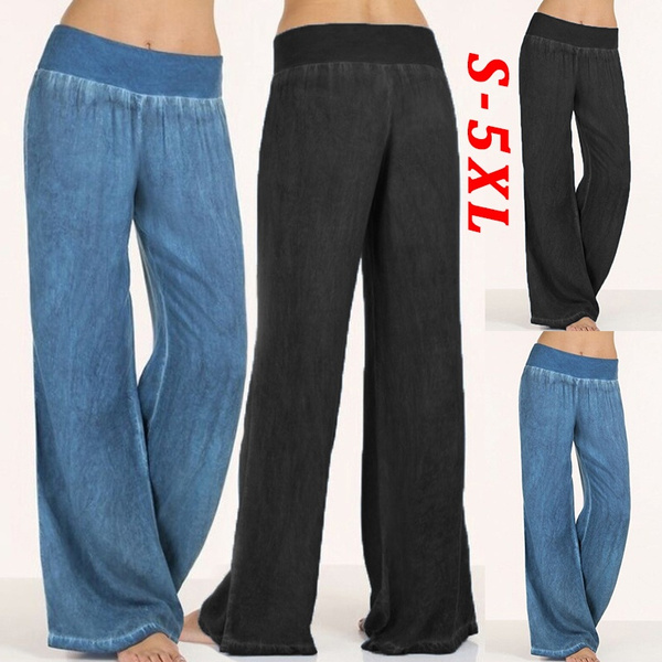 Women Pants, womens jeans, Plus Size, Yoga