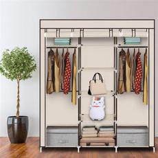 Closet, portablecloset, nonwovenwardrobe, clothesorganizer