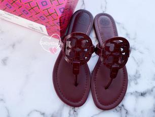 Sandalias, leather, flop, Flip