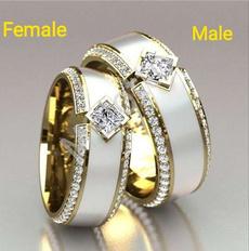 yellow gold, Fashion, wedding ring, gold