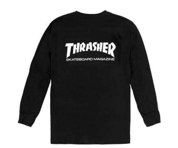 T Shirts, Skate, black, mag