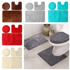 bathroomcushion, Decor, Mats, toiletseatlidcover