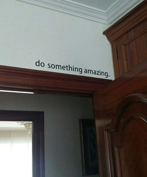 Decor, wallpapersticker, slogan, Home Decor