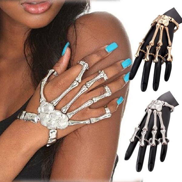 Goth, Jewelry, Gifts, Bracelet