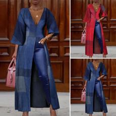 Plus Size, Dress, topsandblouse, Women's Fashion