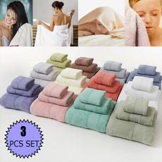 towelset, Toallas, Cloth, bathtowelset