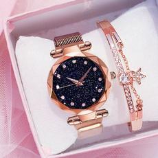 magnetbucklewatch, Fashion, Bracelet Watch, wristwatch