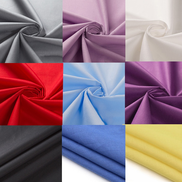 Quilting, Cloth, solid, plain