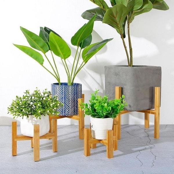 Plants, Flowers, Garden, Wooden