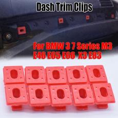Console, trimclip, grommet, plasticcclip