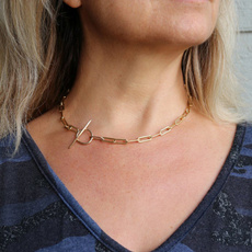 Chain Necklace, Fashion, 925 sterling silver, Jewelry
