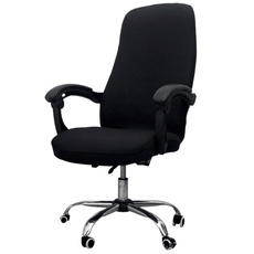 chaircover, swivel, Elastic, Office