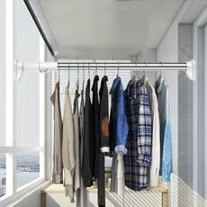 Steel, Bathroom, showercurtainrod, Stainless Steel