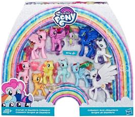 11, little, pony, figure