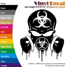 Car Sticker, respiratorfacemask, Fashion, Bicycle