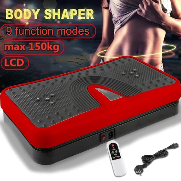 Machine, Remote, fatburnermachine, fitnessvibrationmachine