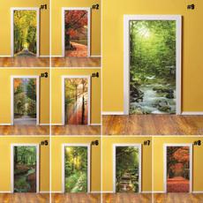 Wall Art, Home Decor, Waterproof, Stickers