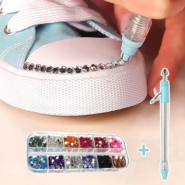 rhinestonesewingcros, rhinestonesapplicator, Jewelry, wand