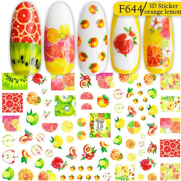 nail decoration, Adhesives, nail stickers, art