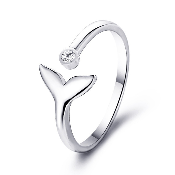 whaleshape, Sterling, Fashion, sterling silver