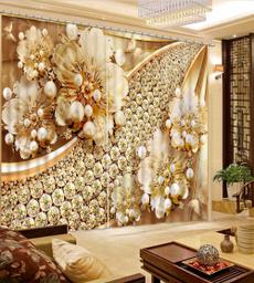 Beautiful, chinesecurtain, Jewelry, Luxury