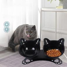 cute, catfoodbowl, pet bowl, petaccessorie