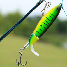 rotatingtail, Bass, Fishing Lure, simulationbait