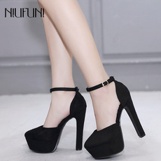 Fashion, Spring, Ankle Strap, Comfortable